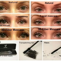 3D Fiber Lashes Mascara  by Younique Products by Mishi
