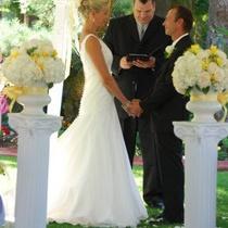 Harrison Hot Springs by Connekt Wedding Officiants